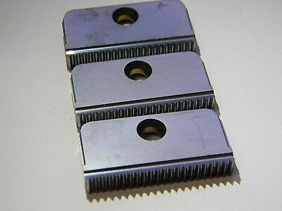 Iscar Carbide Thread Mill Inserts MT40 I 14 UN Grade IC328 Box of 3 5602836