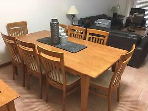 Dining Room and Lounge Room Furmiture Hinchinbrook Liverpool Area Preview