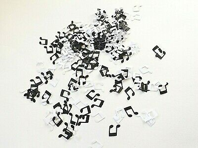 Musical Notes Party Decor Confetti Scrapbook Embellishments Card Making Crafts ](Musical Notes Decorations)