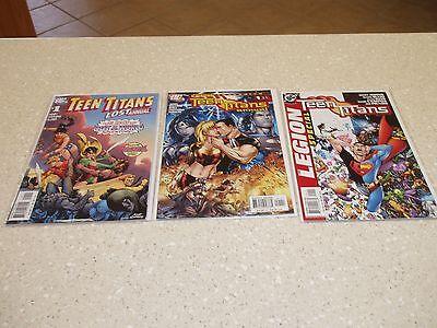 Teen Titans:  Lost Annual # 1,  2006 Annual, Legion Special