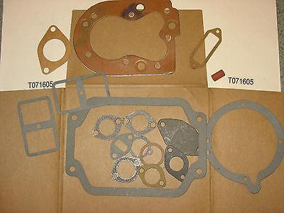 oem KOHLER 41-004-02, 230452-S brass / copper head gasket kit  K161 K181 engine