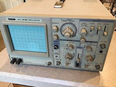 Tenma Model 72-720 Oscilloscope Ex Working