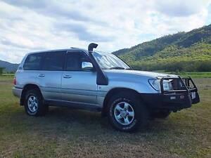 Toyota LandCruiser 100 sahara turbo diesel must sell Romsey Macedon Ranges Preview