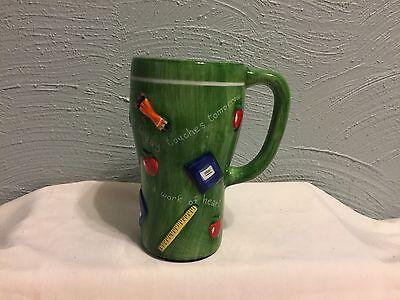 Teacher Travel Mug Ceramic