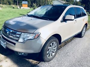 2007 Ford Edge SEL Awd certified