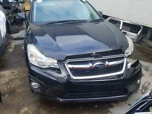 Wrecking 2012 Subaru Impreza  - Stock #SI4535 Sherwood Brisbane South West Preview