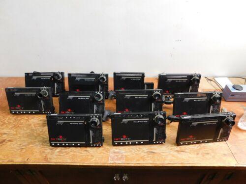 NetBotz WallBotz 500 Monitoring Units W/ Camera Pods