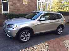 2011 BMW X3 xDrive28i Auto 4x4 Chatswood Willoughby Area Preview