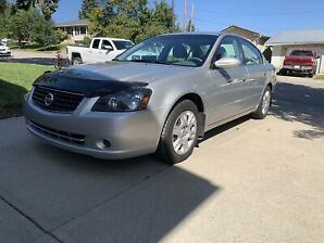 2006 Nissan Altima 2.5S MINT CONDITION 1 OWNER