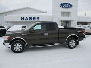 2009 Ford F-150 XLT XTR 4X4 SUPERCAB FULLY LOADED VERY CLEAN