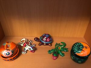 Collection of Mexican Ceramics