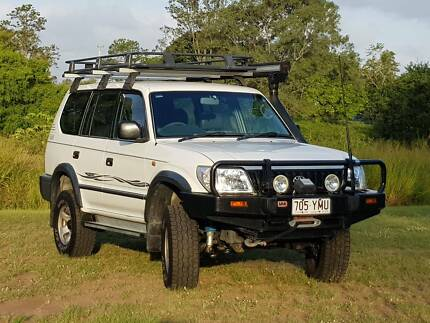 2000 Toyota LandCruiser Prado Waterford West Logan Area Preview