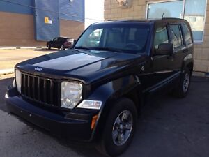 2008 Jeep Liberty North 4x4 Just $4,900