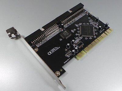 IDE ATA133 RAID Controller 2 Kanal PCI Karte      #h553