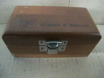Brown Sharpe No. 7024-3 Bestest Dial Indicator