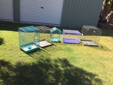 Different size bird cages Camira Ipswich City Preview