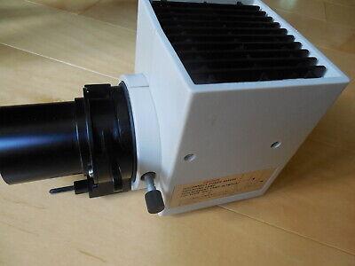 Olympus Microscope Bh2 Bhs 100w 12v Lamp House Very Clean