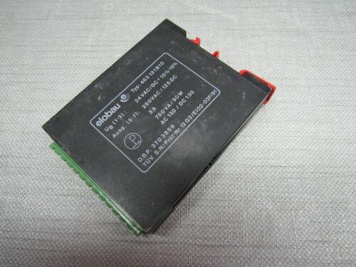 ELOBAU 463 121B10 CENTRAL CONTROL MODULE