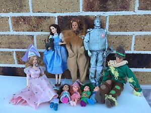 WIZARD OF OZ COLLECTOR BARBIES Eatons Hill Pine Rivers Area Preview