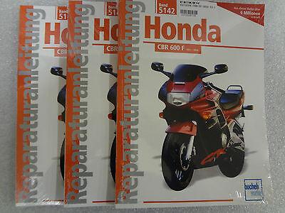 Reparaturanleitung, Buch, Honda CBR 600 F, PC25, '91-'94,  Band 5142