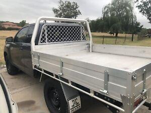 Aluminium Ute Tray NEW!