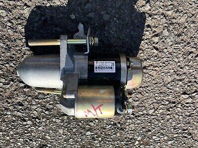 2002-2007 Subaru Impreza WRX STI Starter Motor Manual Transmission 02-07