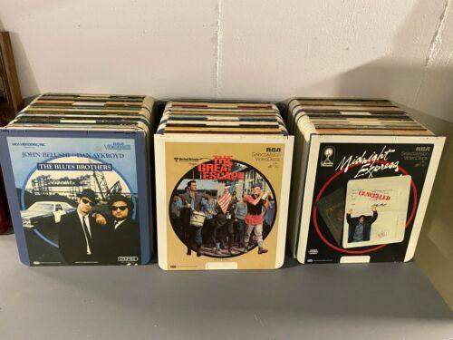 RCA Videodisc movies
