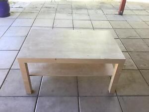 IKEA coffee table Yokine Stirling Area Preview