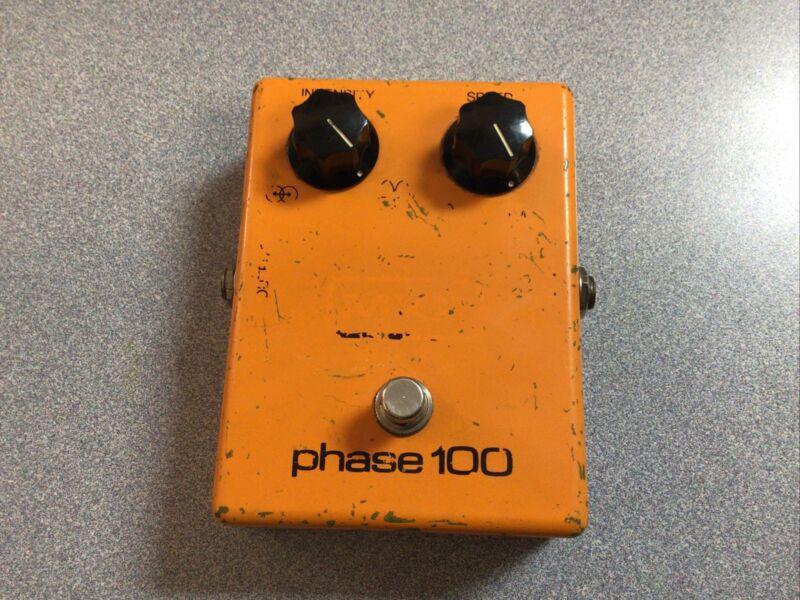 MXR Vintage 70s Block Effect Pedal Phase 100