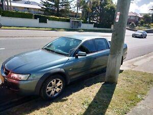 Holden crewman cross 6 auto ute