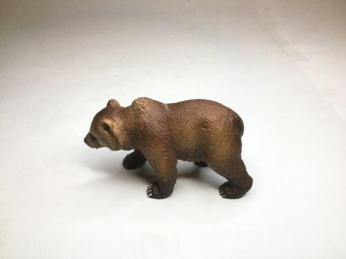 2003 Schleich Brown Bear Figurine