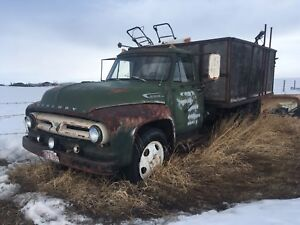 1953 Mercury M600 (Open to offers/trades)