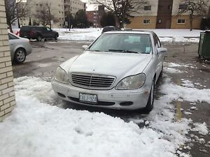 2001 Mercedes s430 valid etest