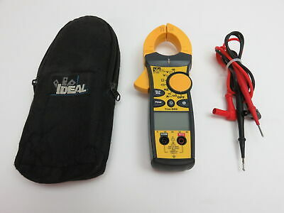 Ideal 61-766 660 True Trms Amp Ac Tight-sight Clamp Meter