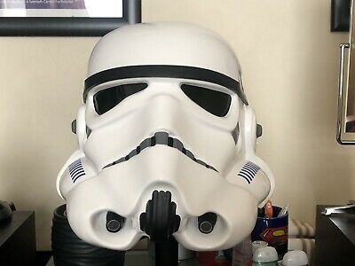 Stormtrooper Helmet A New Hope Star Wars Fibreglass