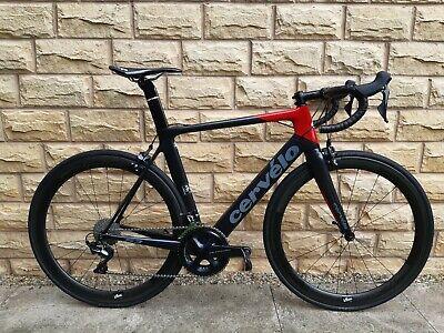 Cervelo S3 road bike, Ultegra R8000, Carbon wheels, size 56cm