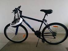 Blue colored Tourex bicycle for sale. Used very less. Almost new. Burwood Burwood Area Preview