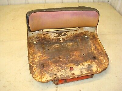 1963 Case 831 Tractor Seat Pan 830
