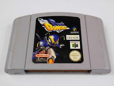 Nintendo 64 N64 Buck Bumble PAL Free Postage