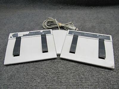 Linak Fse1200022 Biodex Foot Switch Actuator Pedal Control Fsl0w00000 Tested