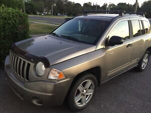 2008 Jeep Compass AWD - 130,000km
