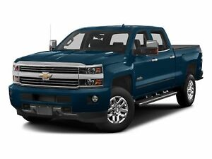 2018 Chevrolet Silverado 3500HD Crew Cab High Country DRW 4x4- D