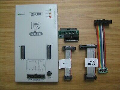 Dediprog Sf600 Spi Flash Programmer Adapter - Sf602202 Free Shipping