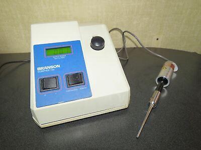 Branson 150d Sonifier 150 Liquid Processor Ultrasonic Cell Disruptorhomogenizer