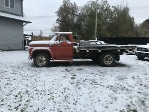 1965  chevrolet  c50  in awesome condition