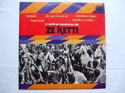 ZE KETTI - E OUTROS SUCESSOS DE KETI LP ITAMARATY BRAZIL SOUL GROOVE BOSSA SAMBA comprar usado  Enviando para Brazil
