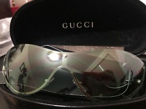 1528ddfb962 GUCCI 2665  47 S YB7 Women Sunglasses Cat eye style rare