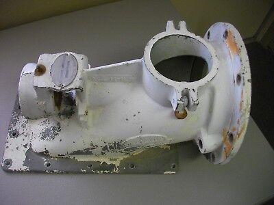 Berkeley Jet Drive pump suction housing H-1727 wear ring A impeller boat