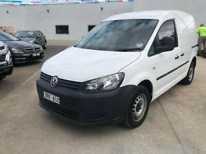 Volkswagen caddy Maidstone Maribyrnong Area Preview