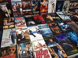 FILMS VHS & 2 COFFRE